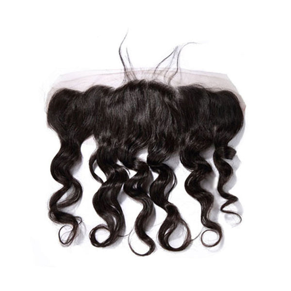 13×4 Lace Frontal Loose Wave 100% Human Hair