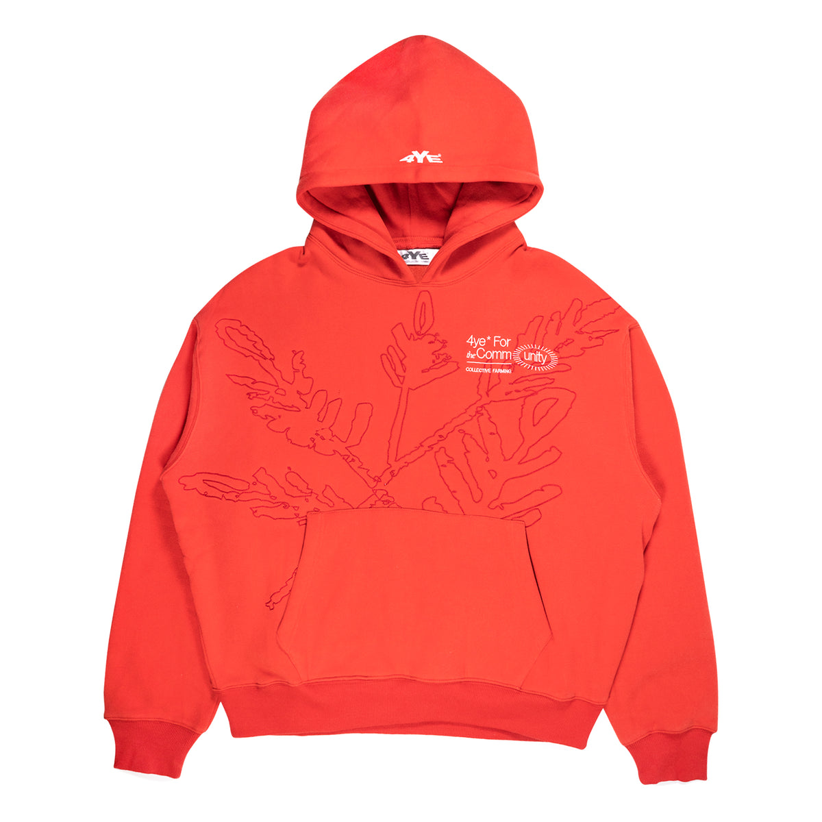 "<img src=""hoodie.jpg"" alt=""red sweater with logo"">"