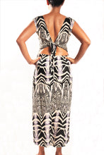 Load image into Gallery viewer, Africa Dress/Zebra