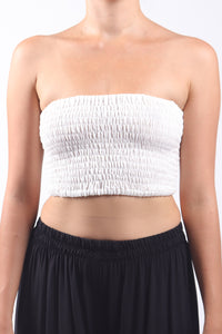 Bustier Top Basic/Natural Muslin