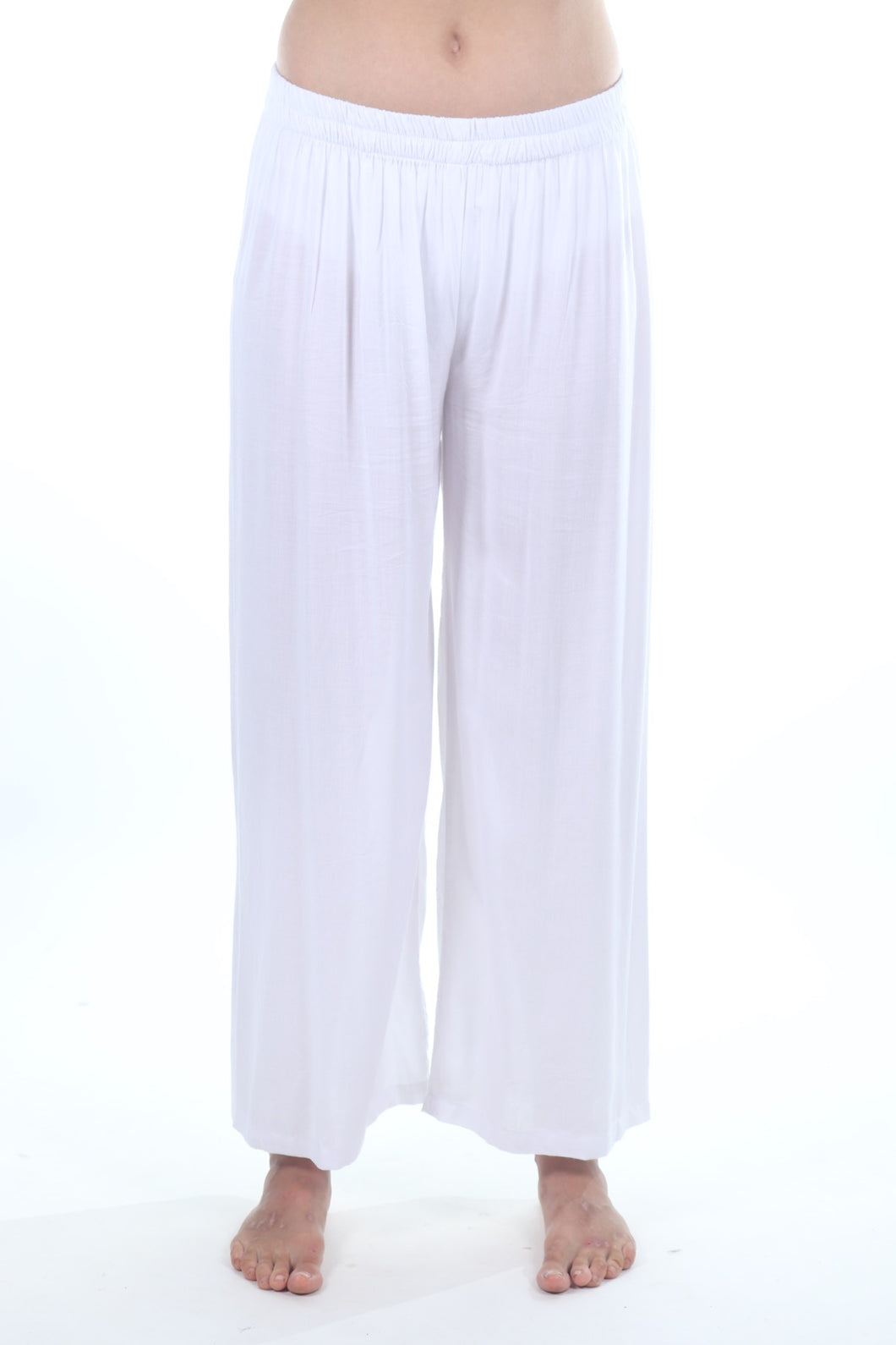 Dove Pants/White
