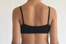 Load image into Gallery viewer, Gia Bra/Bamboo Spandex Black