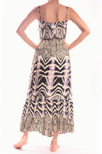 Load image into Gallery viewer, Mumu Dress/Zebra