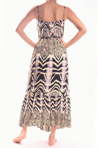 Mumu Dress/Zebra