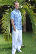 Load image into Gallery viewer, Piha Long Pants/Linen 100% White