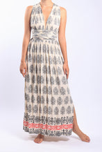 Load image into Gallery viewer, Venus Dress/Cream Paisley