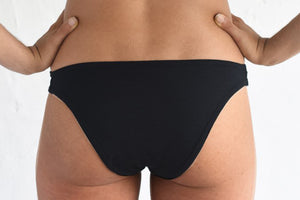 Zena Brief/Bamboo Spandex Black