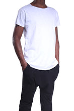 Load image into Gallery viewer, Kima Tee/Cotton Slub White