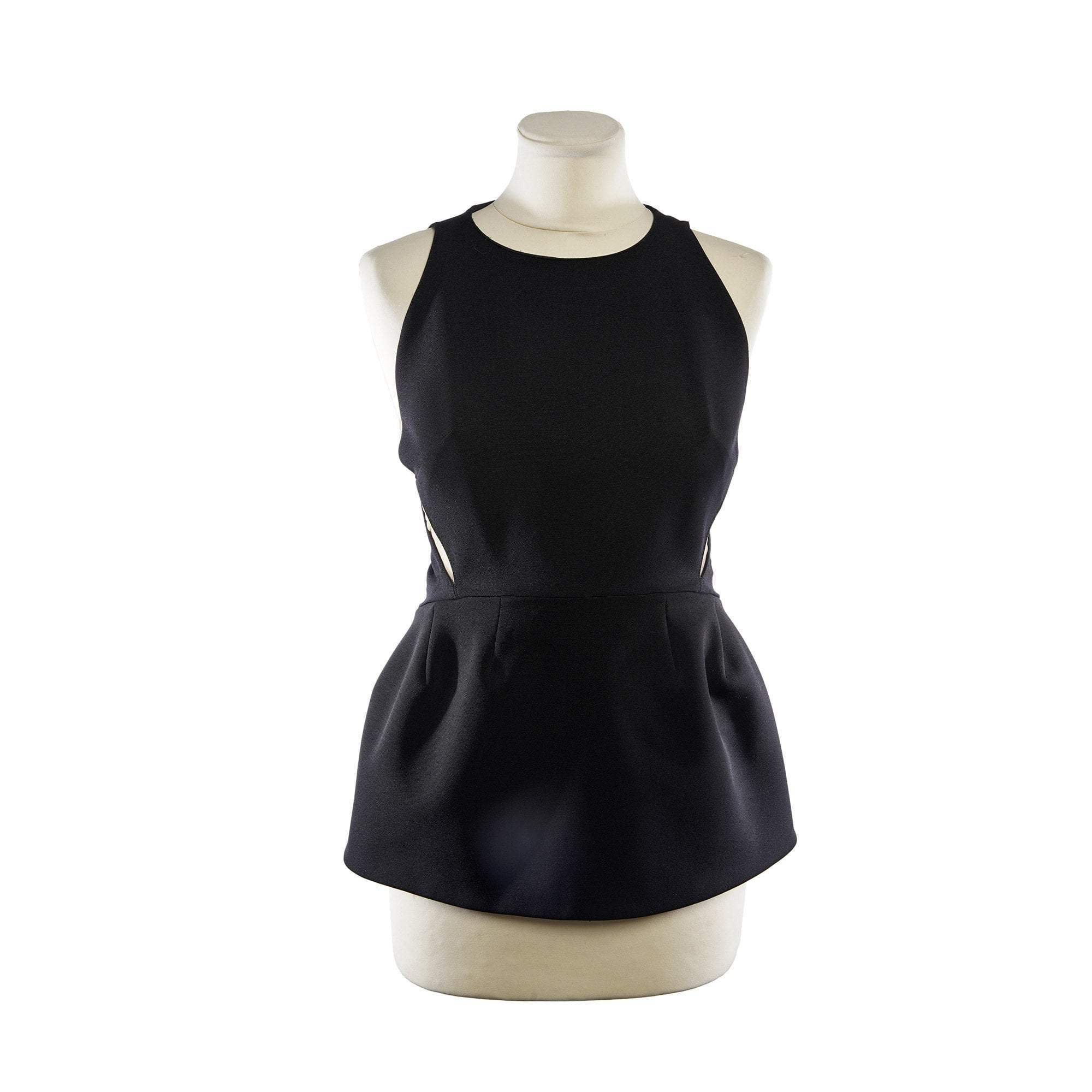 Stella McCartney Sleeveless Peplum Top
