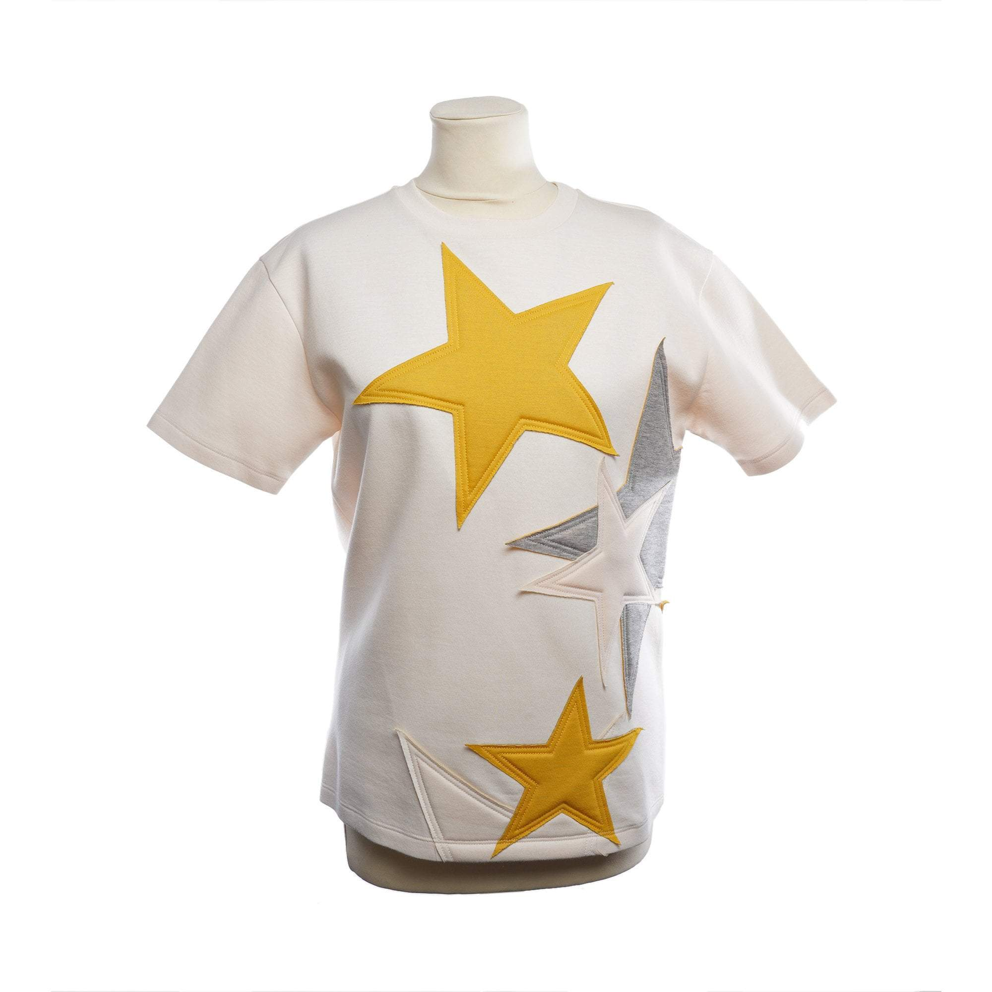 Stella Mccartney Star Patches T-Shirt