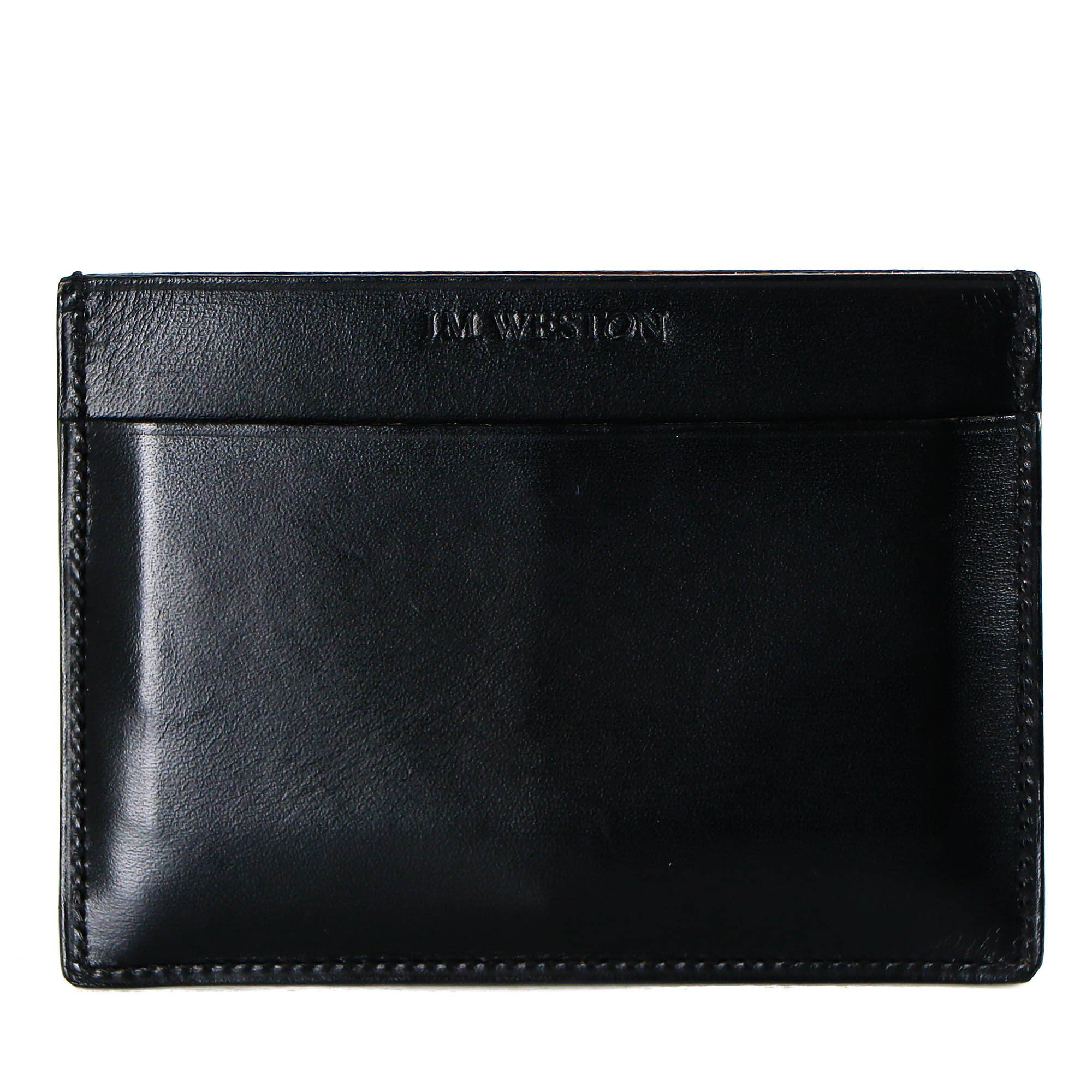 JM Weston Card Holder