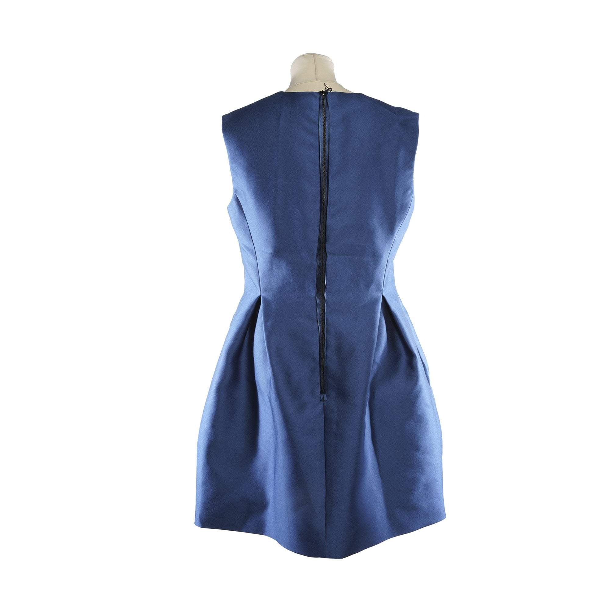 Lanvin Pristine Blue Robe Dress