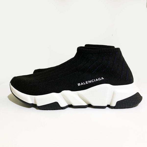 Top Stretch Speed Knit Garderobe Low Balenciaga Sneakers ywvNnO80m