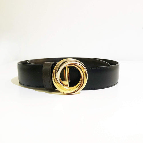 Cartier Reversible Two Tone Belt