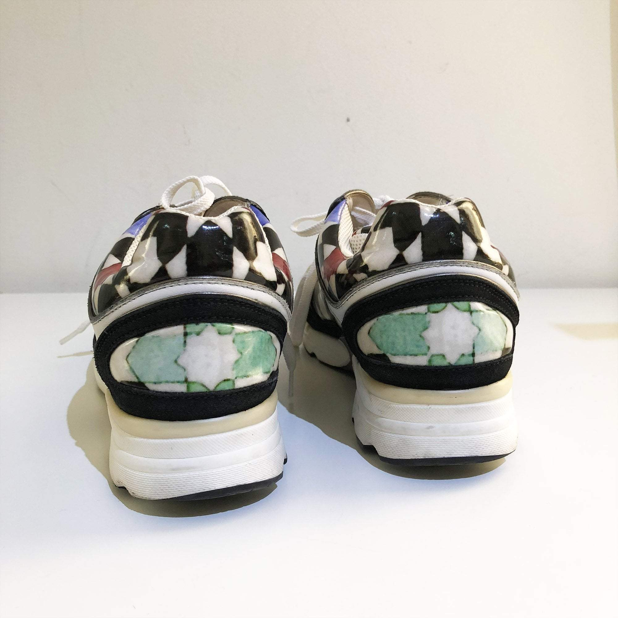 Chanel CC Sneakers Size 40