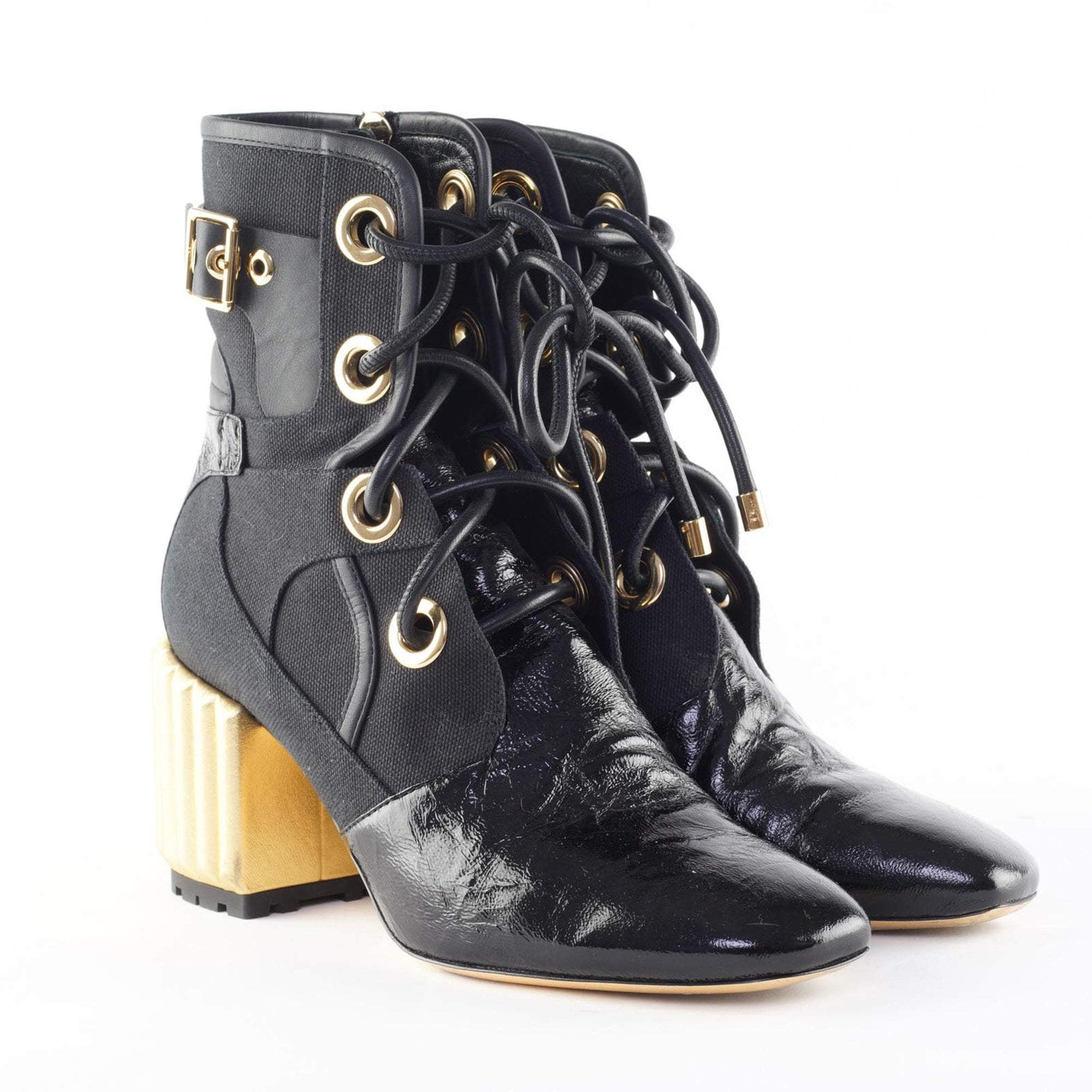 Dior 39.5 Leather Ankle botas 39.5 Dior - Brand New 243ac2