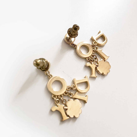 Christian Dior Dangle Earrings