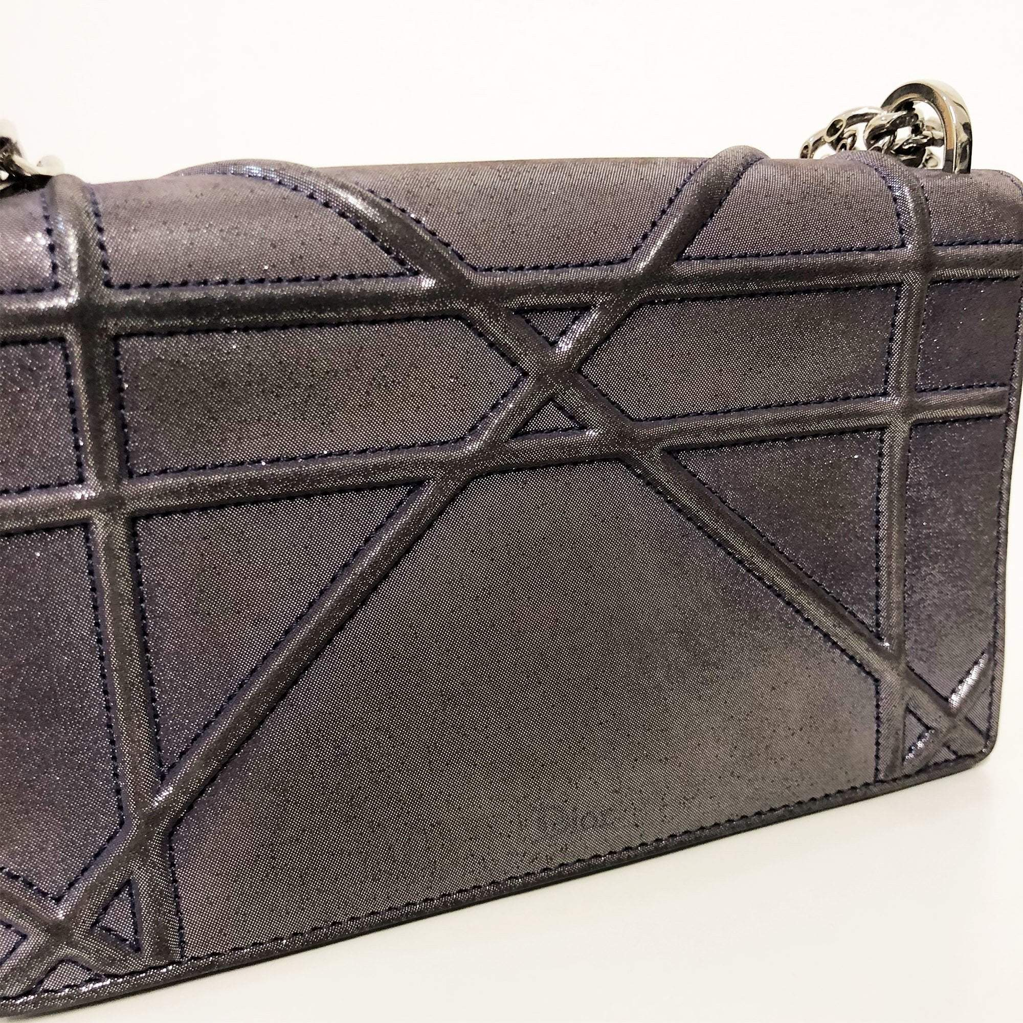 Christian Dior Diorama Micro Crossbody Bag