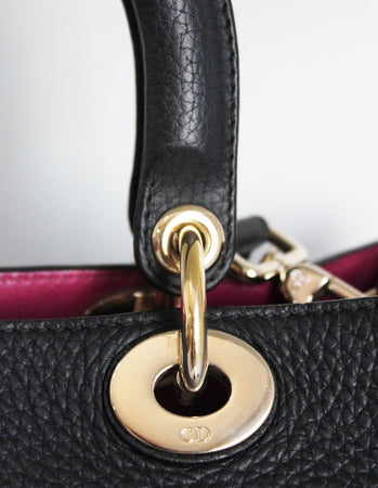 Christian Dior Medium  Diorissimo Bag
