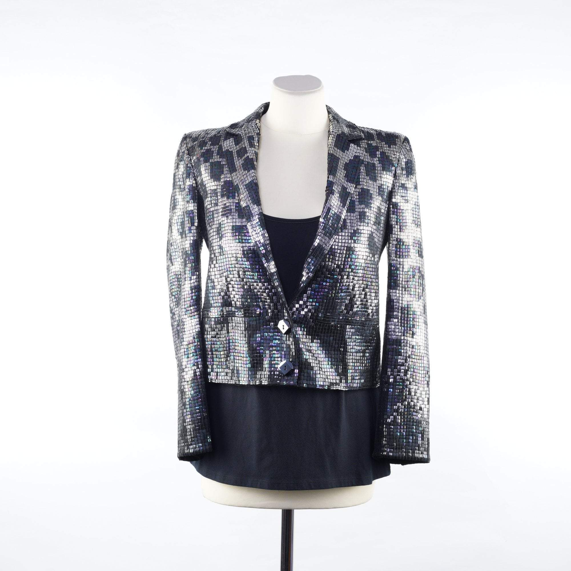 Gucci Sequin Blazer