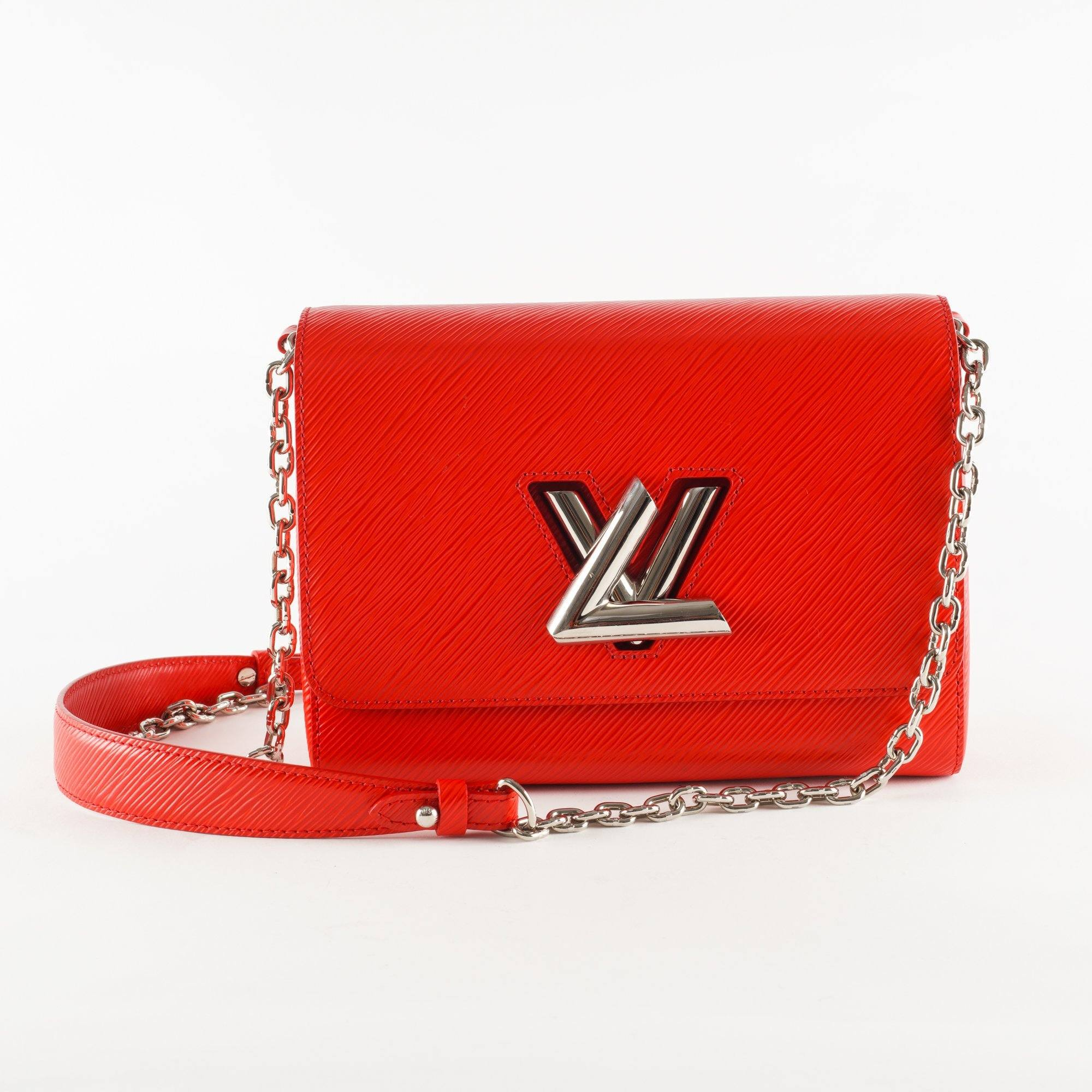 Louis Vuitton Twist MM Bag Epi Leather