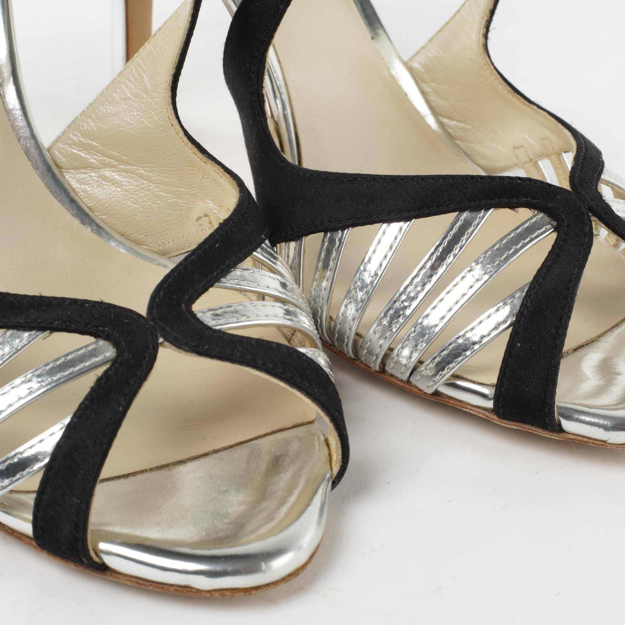Christian Dior Strappy Sandals
