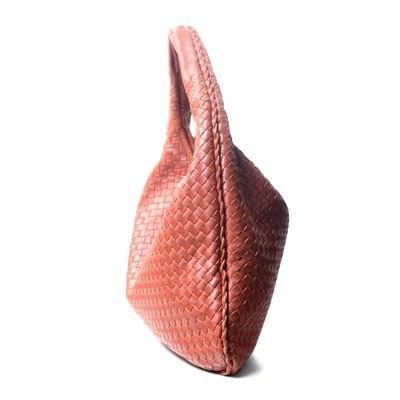 Bottega Veneta Nappa Intrecciato Medium Veneta Hobo