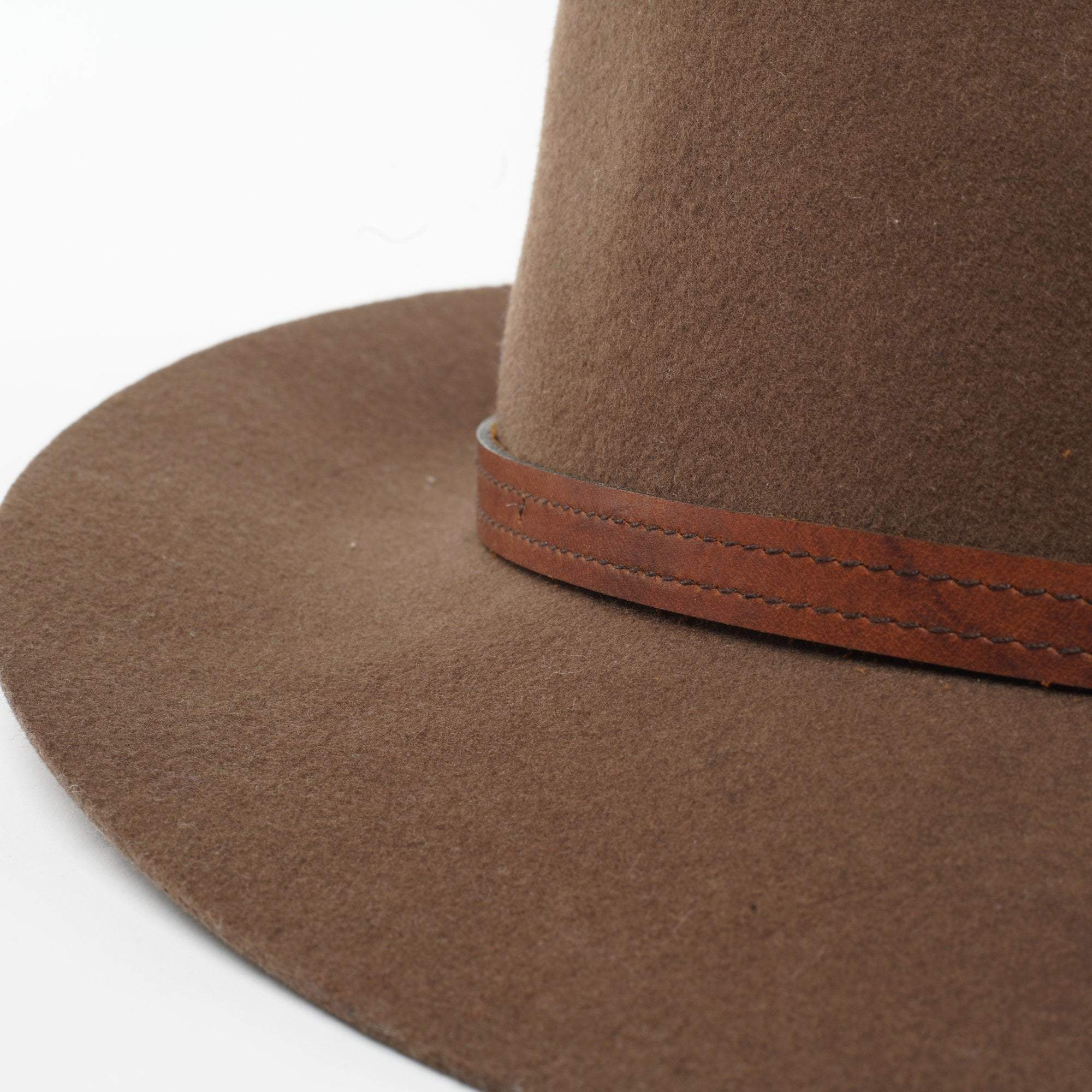Rag & Bone Floppy Brim Wool Fedora Hat