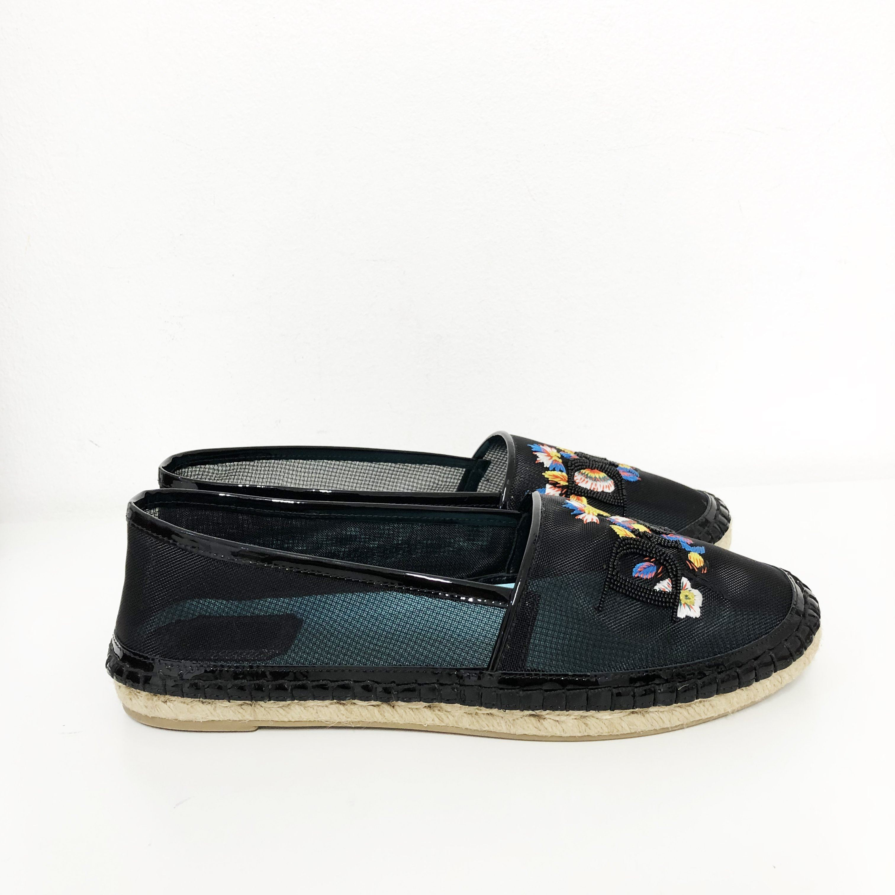 Christian Dior Riviera Embroidered Espadrilles