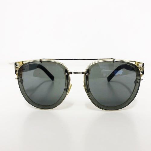 Christian Dior Clear Frame Sunglasses