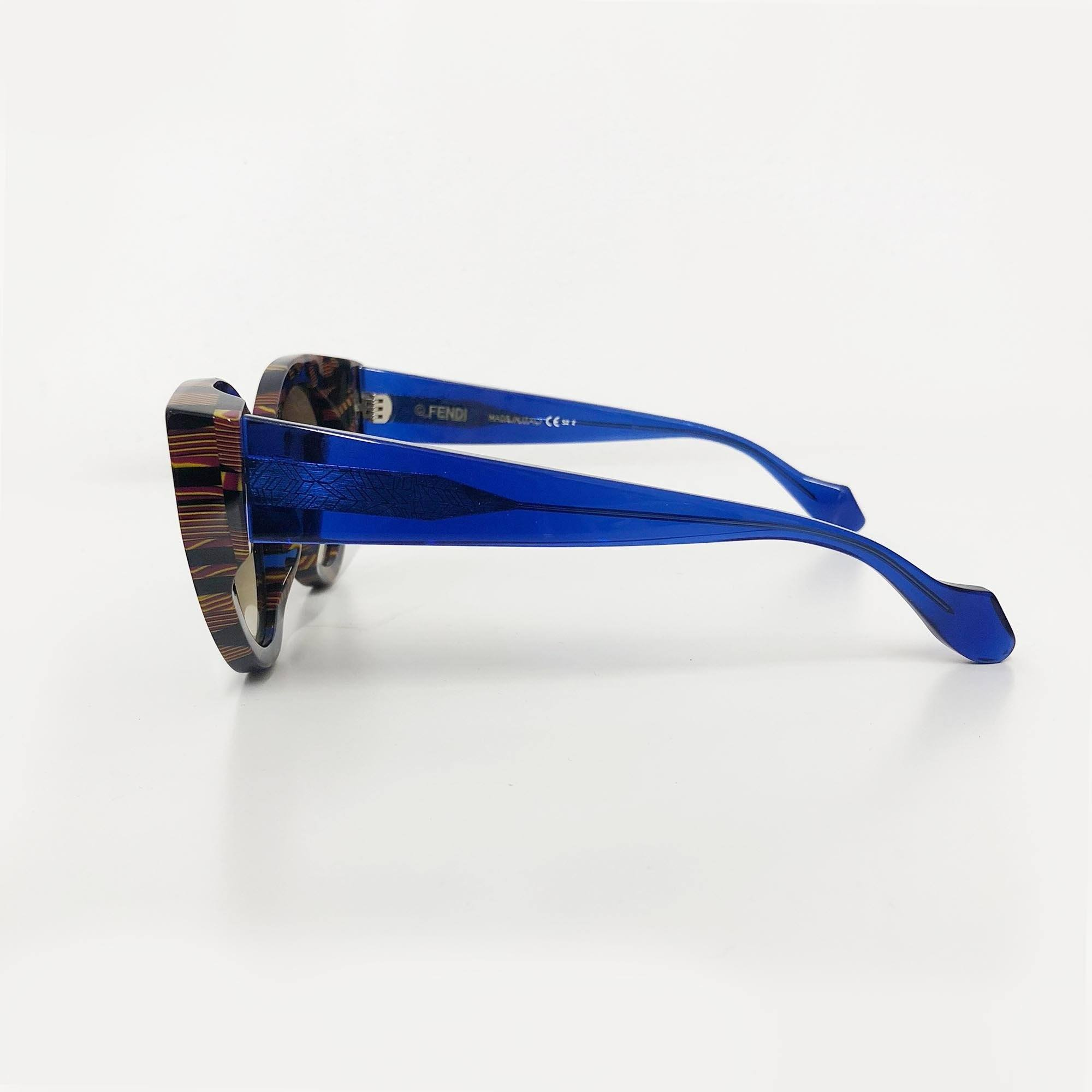 Fendi x Thierry Cat Eye Lasry sunglasses