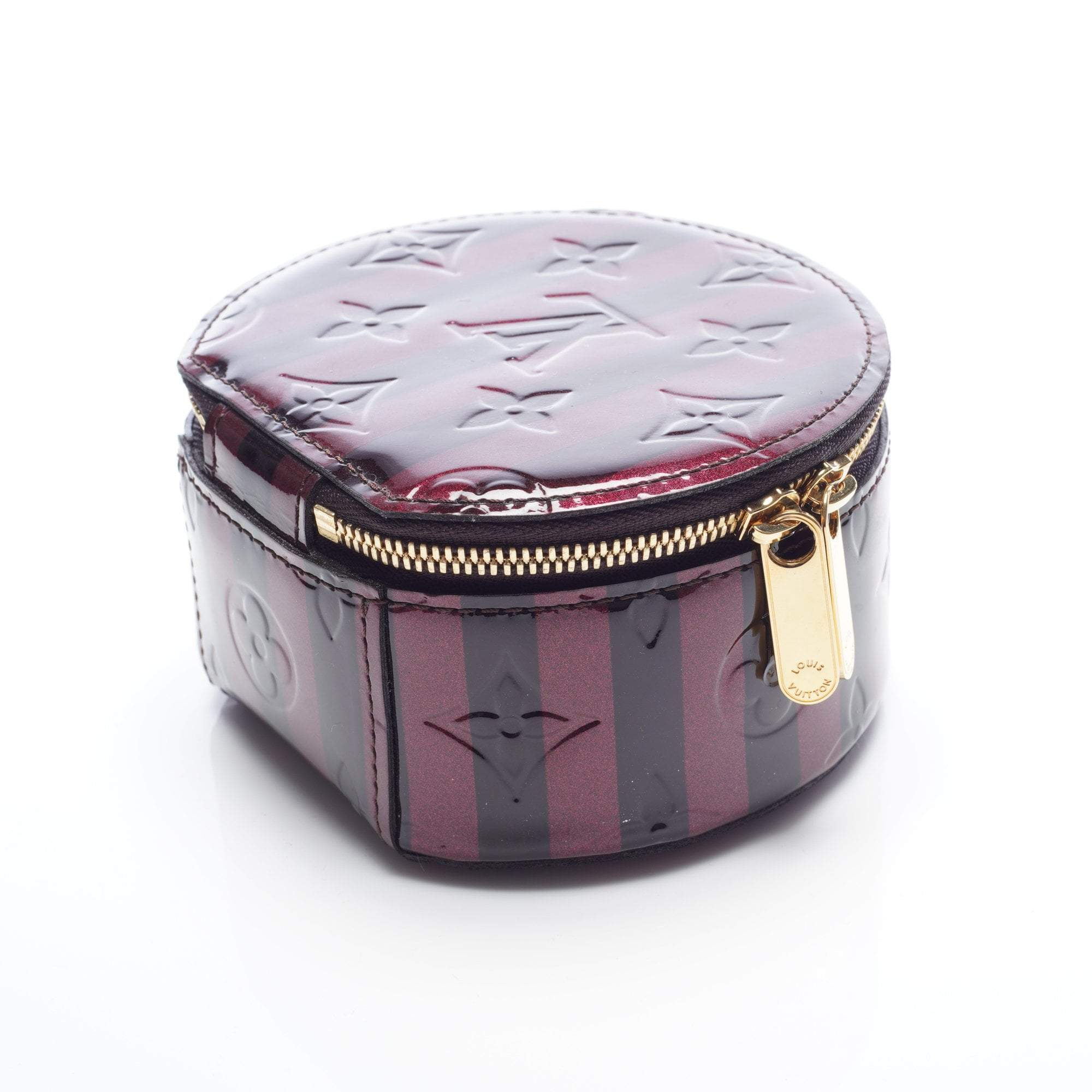 Louis Vuitton Vernis Jewelry Case