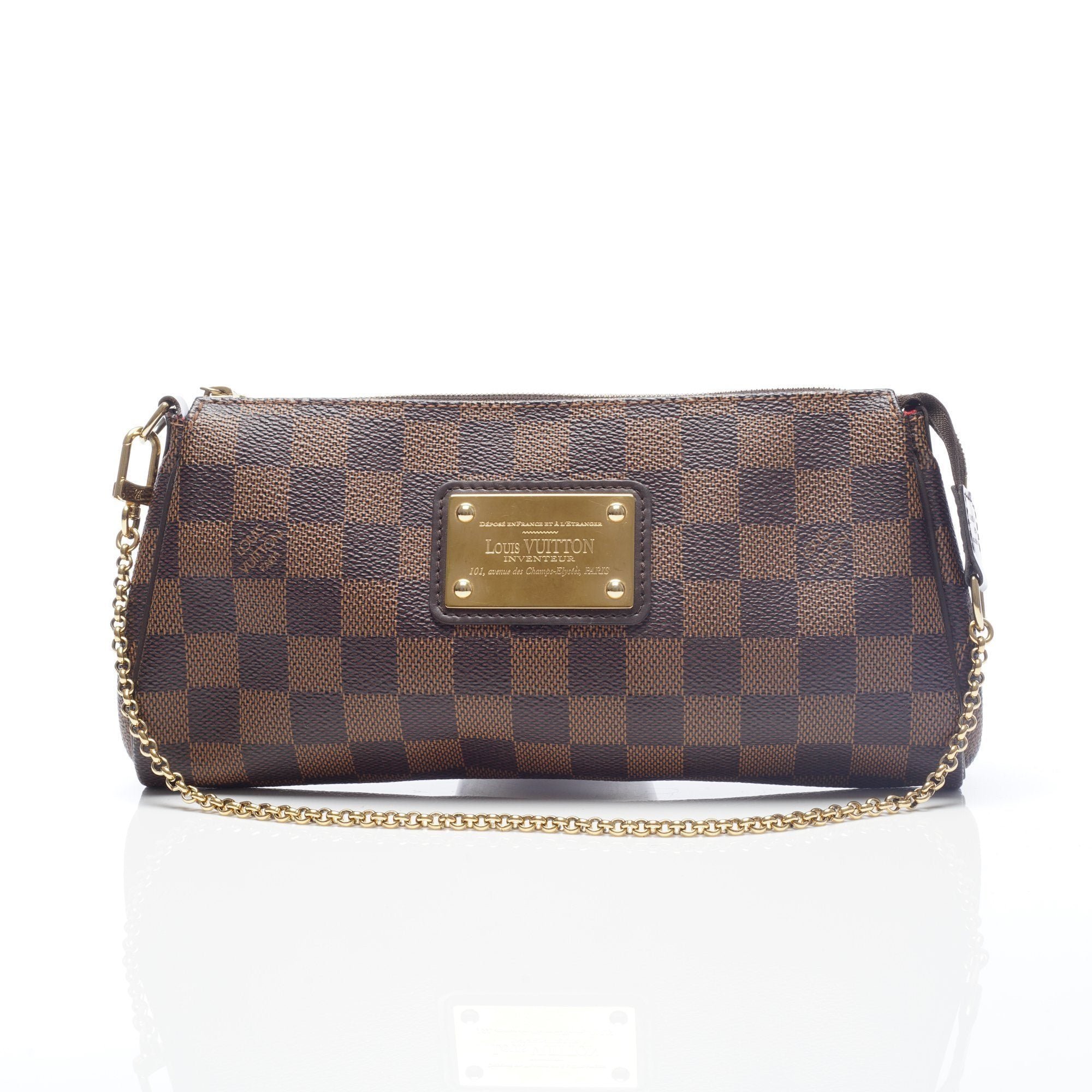 Louis Vuitton Damier Eva  Crossbody Bag