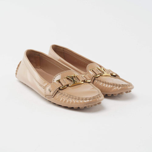 Louis Vuitton Oxford Patent Loafers
