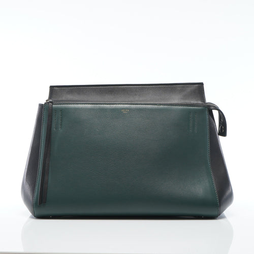 Céline Two Tone Edge Bag