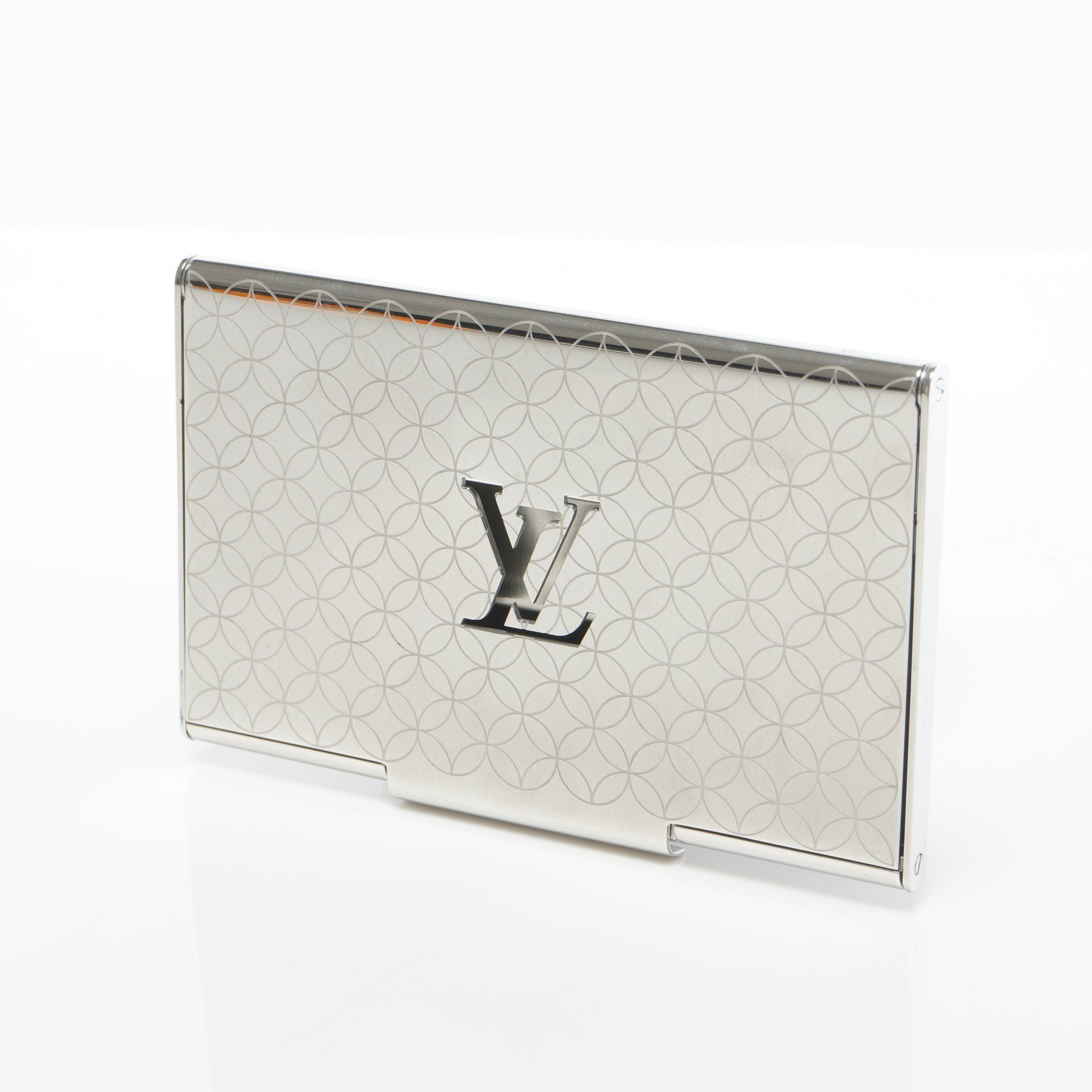 Louis Vuitton Champs-Elysees Palladium Cardholder