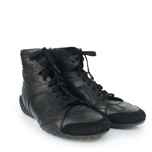 Christian Dior J'Adior Black High Top Sneaker