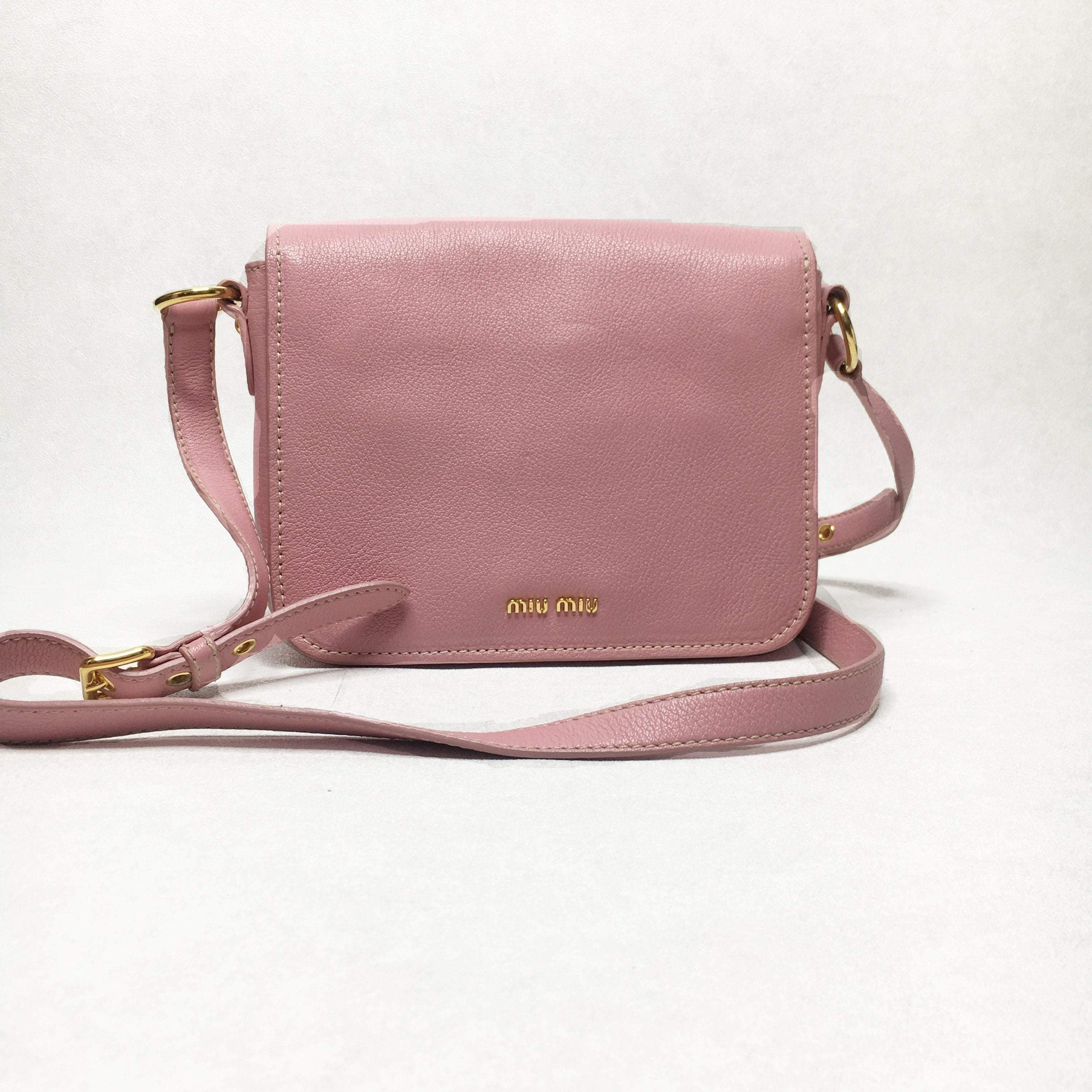 Light Pink Top Shoulder Bag