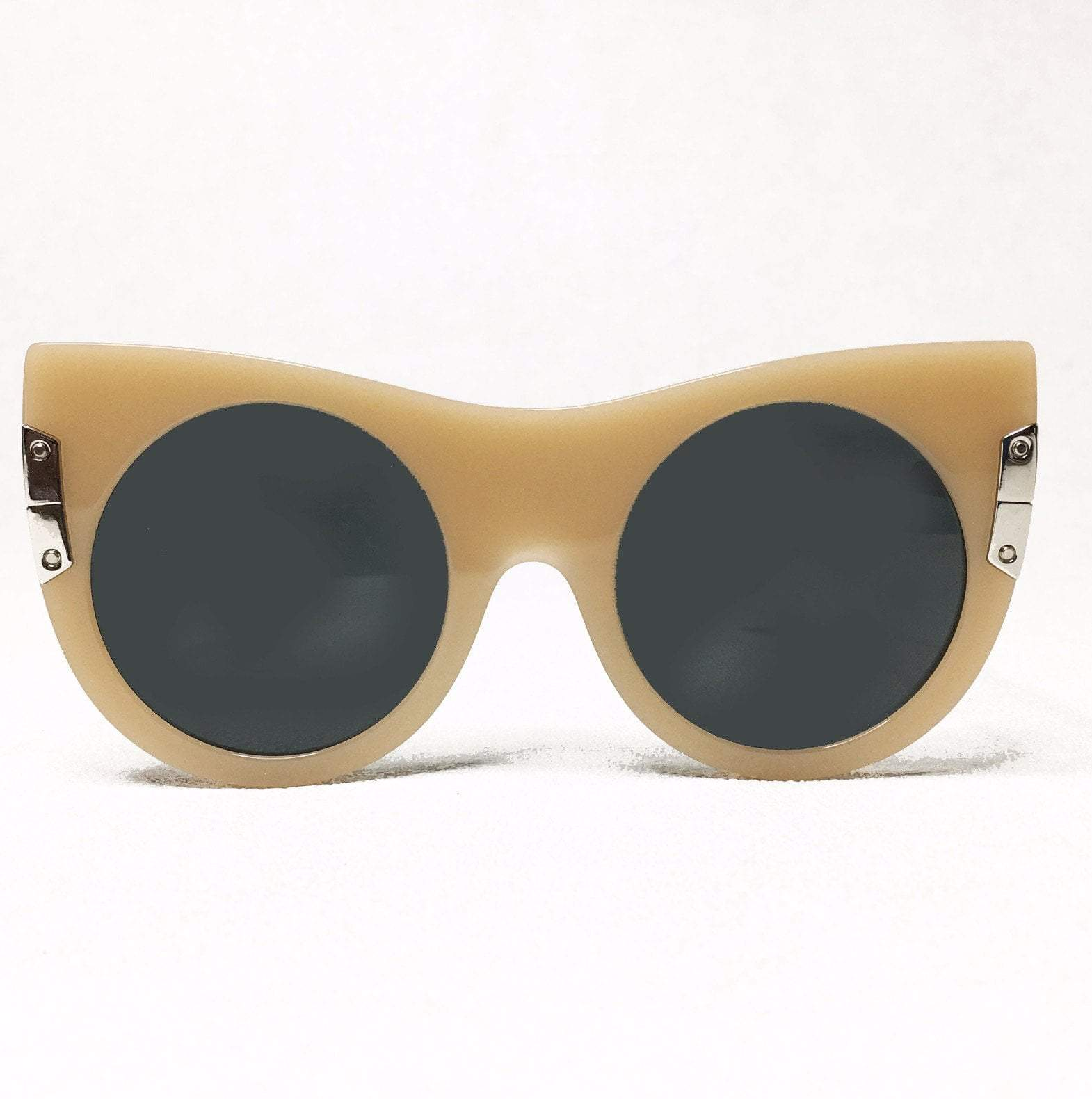 Stella McCartney Flat Cat Eye Sunglasses