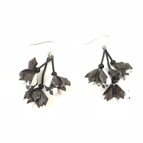 No Brand Flower Dangling Earrings