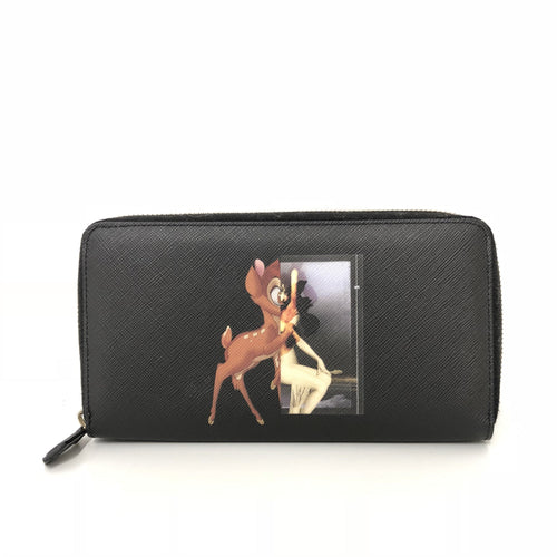 Givenchy Bambi Zip Wallet