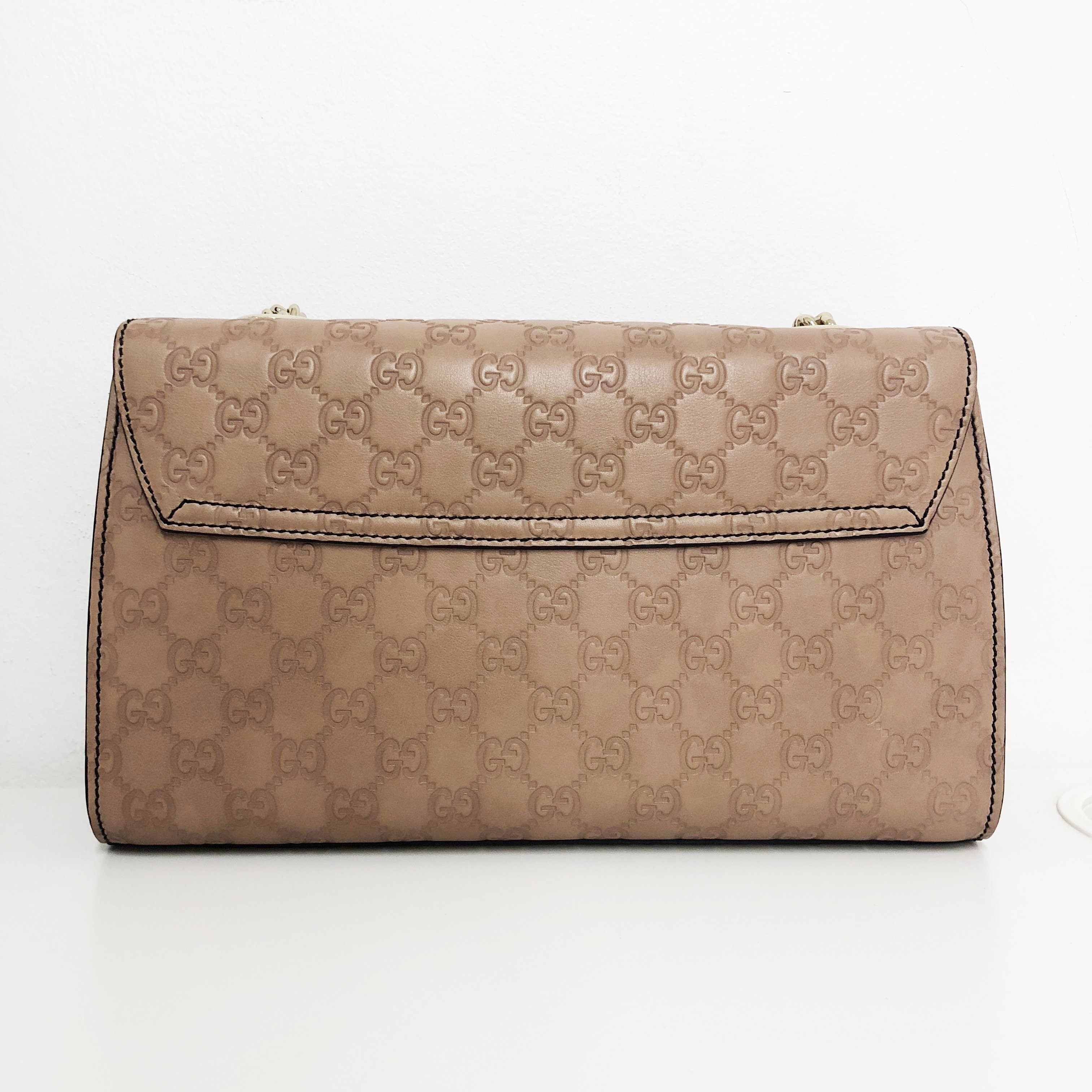 Gucci Beige Emily Shoulder Bag