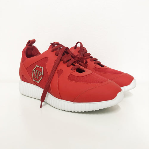 Philipp Plein Runner Fine Sneakers