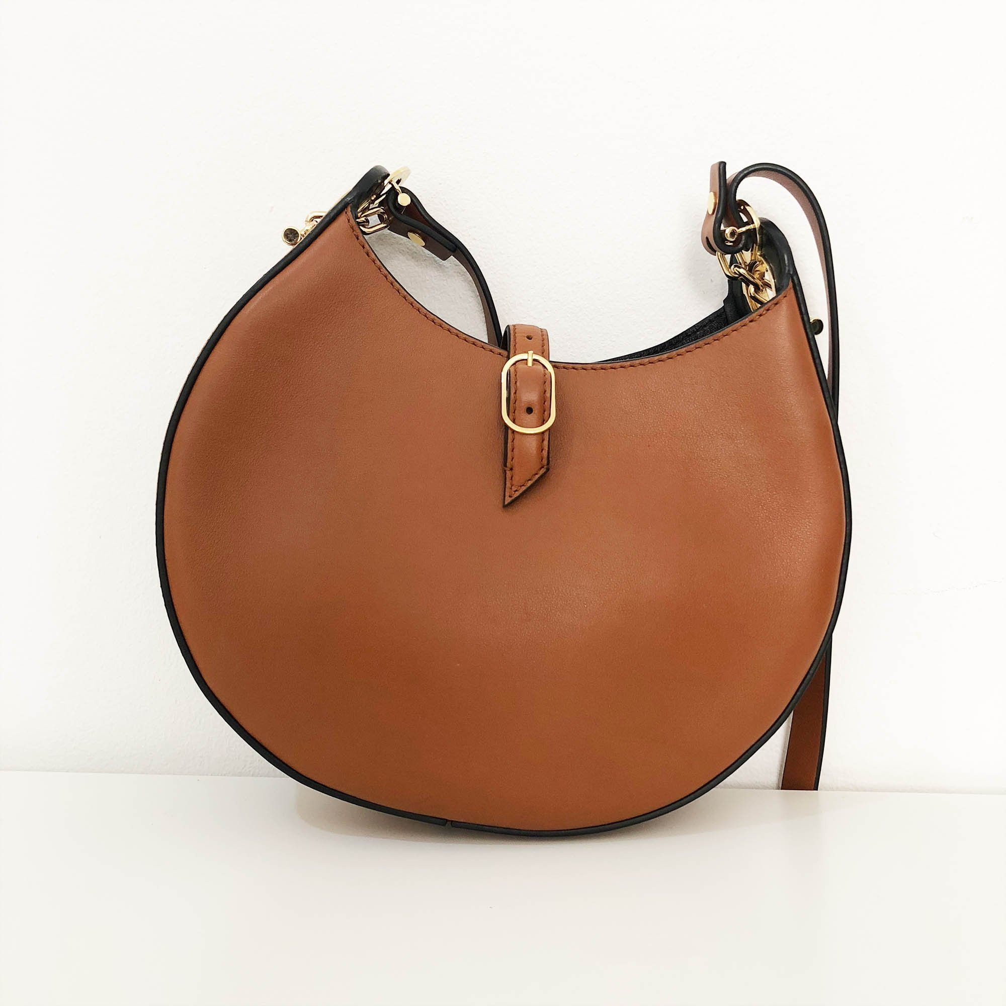 Loewe Joyce leather shoulder bag