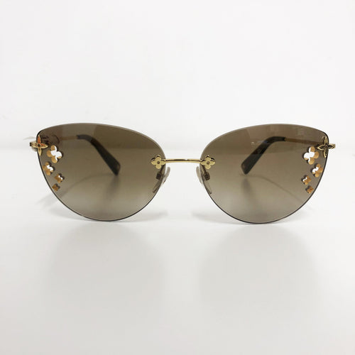 Louis Vuitton Rimless Desmayo Sunglasses