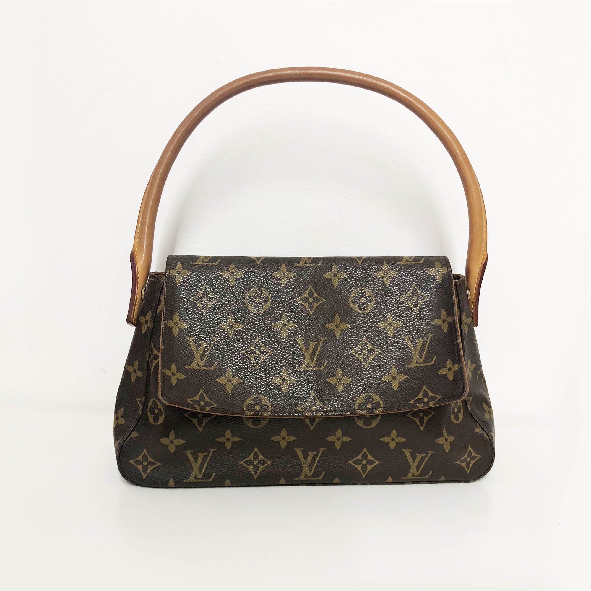 Louis Vuitton Monogram Looping Shoulder Bag