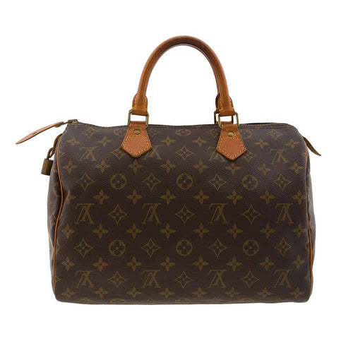 Louis Vuitton Speedy 30 Monogram Bag