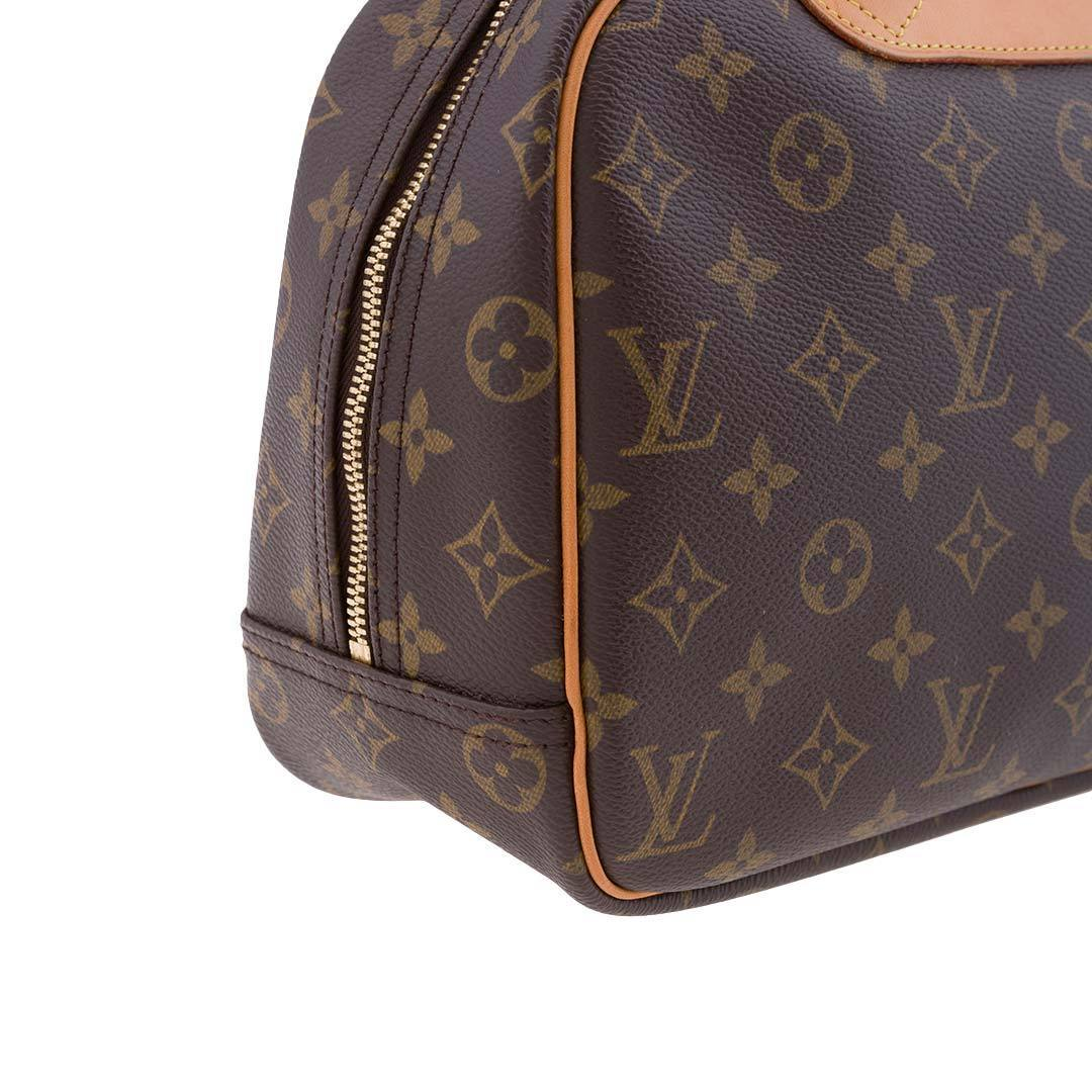 Louis Vuitton Monogram Trouville Handbag