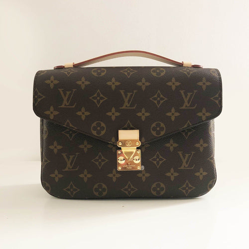 Louis Vuitton Pochette Metis Monogram Bag