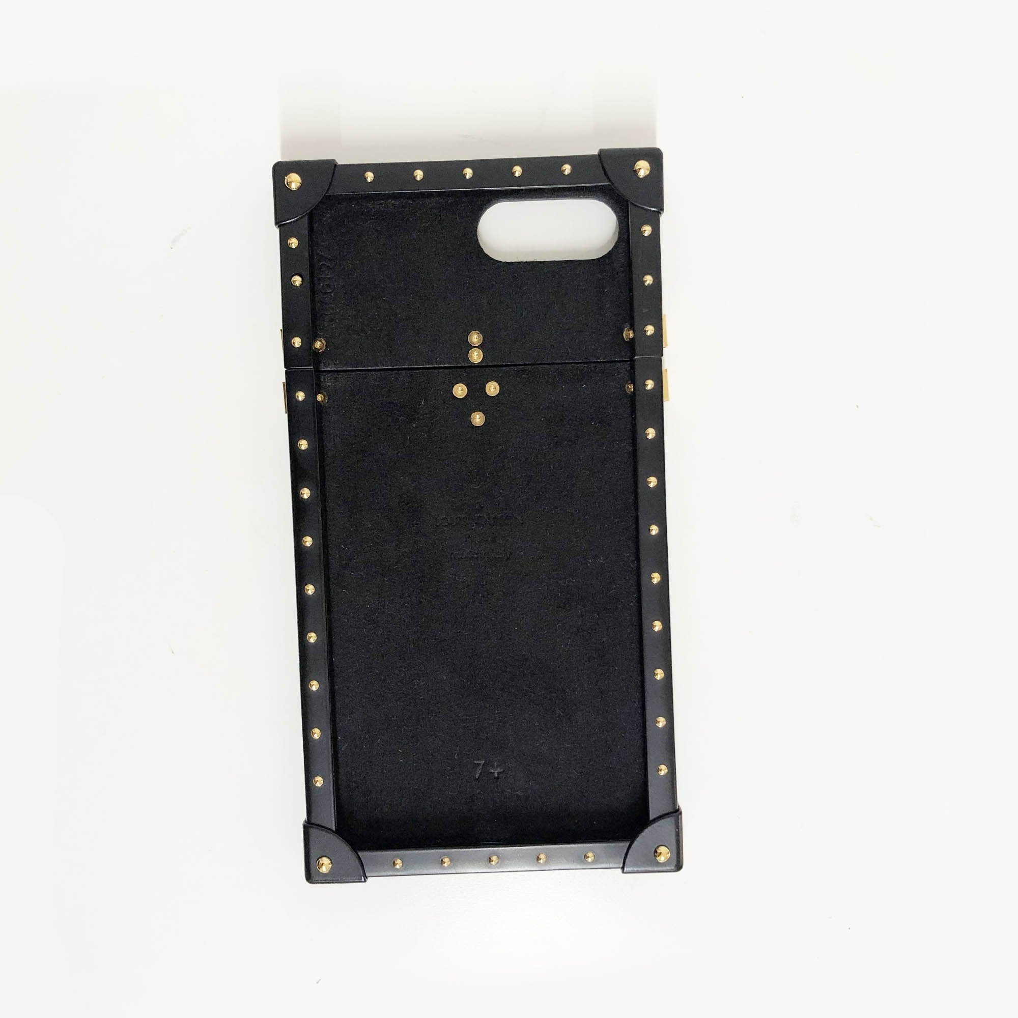 Louis Vuitton Monogram Eye-Trunk iPhone 7 Plus Case